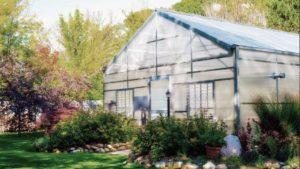 Leelanau School Greenhouse