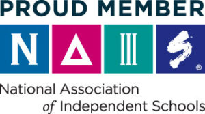 National Association of Independent Schools Proud Member Logo